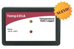 Temp100 - Temperature Recorder
