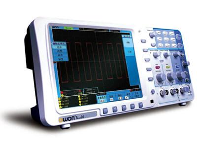 Osciloscopio portatil