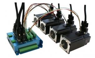 Sistema programable para control de movimiento