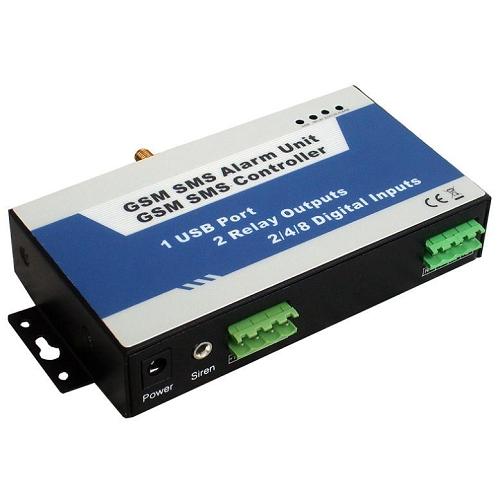 Controladores GSM